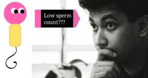 How do you know if you have a low sperm count?